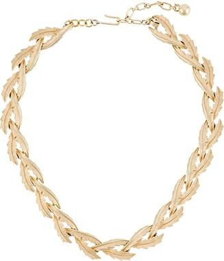 Susan Caplan Vintage 1960's Trifari necklace