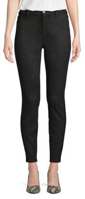 Time and Tru Fancy Pants Women's (Black Suede)