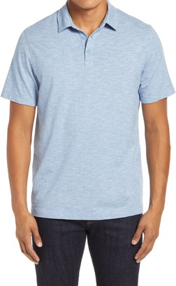 1901 Marled Short Sleeve Cotton Polo