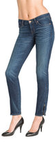 "J Brand 10"" Zip Jean In Hightide"