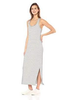 Daily Ritual Women's Supersoft Terry Racerback Maxi Dress,XL