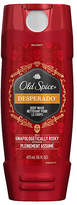Old Spice Red Zone Red Collection Body Wash Desperado