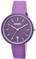 Crayo Men's Easy Quartz Watch