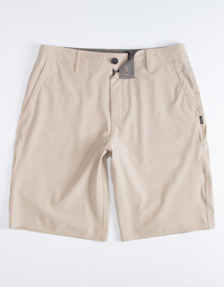 O'Neill Reserve Light Tan Mens Hybrid Shorts