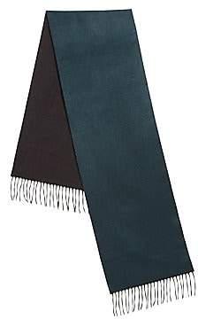 Saks Fifth Avenue Reversible Silk & Cashmere Scarf