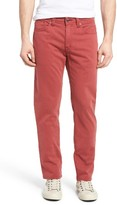 Fidelity Men's Jimmy Havana Slim Straight Leg Twill Pants