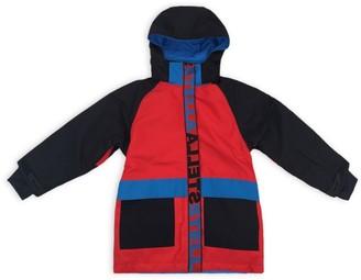 Stella McCartney Kids Logo Colour-Block Ski Jacket (4-14 Years)