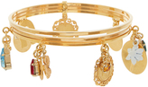 Dolce & Gabbana Charm-embellished bangle
