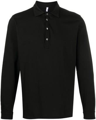 Cenere Gb Long Sleeved Polo Shirt