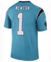 Nike Men's Cam Newton Carolina Panthers Legend Color Rush Jersey