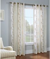 Commonwealth Home Fashions Josephina 84-Inch Grommet Top Window Curtain Panel