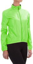 Canari Radiant Wind Shell Jacket (For Women)