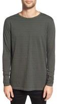 Zanerobe 'Flintlock' Stripe Long Sleeve T-Shirt