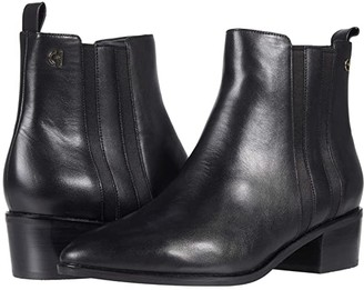 Cole Haan Valorie Bootie (45 mm) (Ivory Princess Leather) Women's Boots