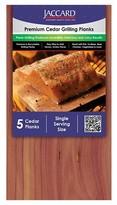 Jaccard Wood Cooking Planks 2 ea