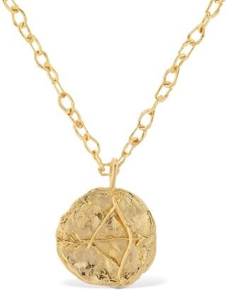 ÀCHEVAL PAMPA Sagittarius Charm Long Necklace
