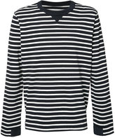 Sacai striped T-shirt - men - Cotton - 3
