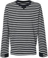 Sacai striped T-shirt - men - Cotton - 4