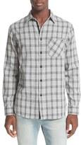 Rag & Bone Men's 'Beach' Classic Fit Plaid Shirt