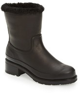 Hunter Women's Genuine Shearling Waterproof Boot