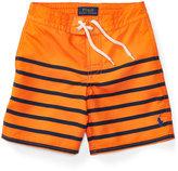 Ralph Lauren Striped Swim Trunks, Toddler Boys (2T-4T) & Little Boys (2-7)