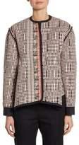 Jil Sander Split-Side Wool Jacket