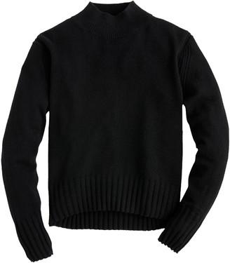 J.Crew Cashmere Mock Neck Sweater