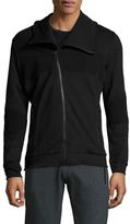 Antony Morato Asymmetrical Zip Fleece Jacket