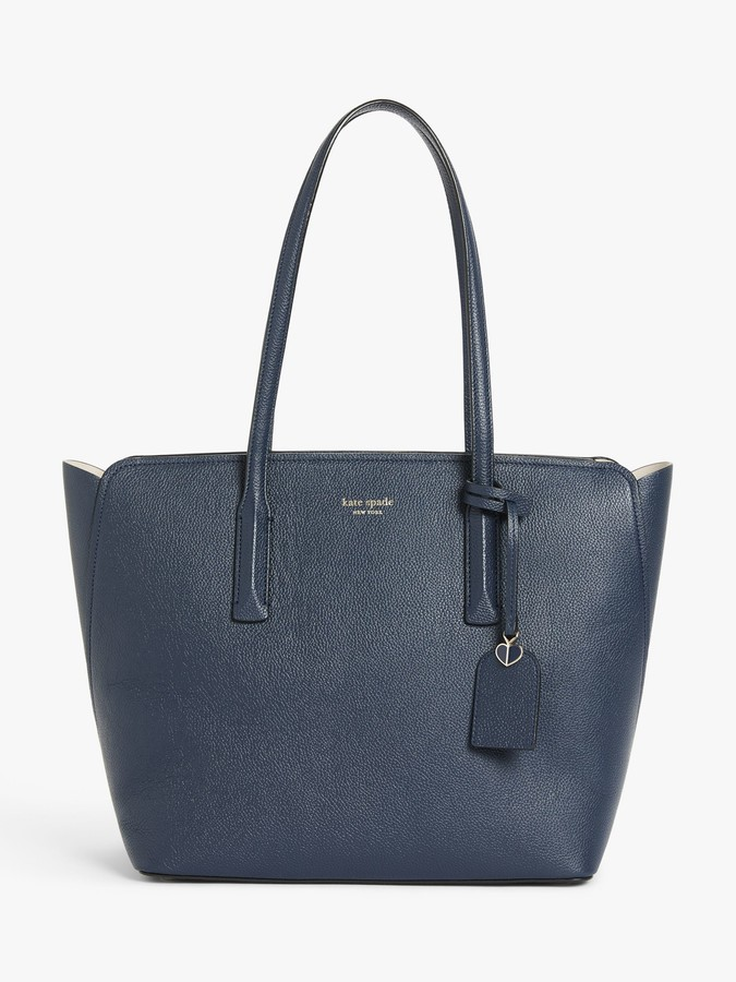Kate Spade Margaux Large Leather Tote Bag
