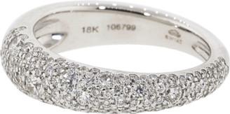 Kwiat Cobblestone Collection Diamond Pave Ring