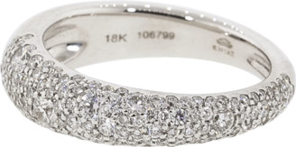 Kwiat Cobblestone Collection Diamond Pave Ring