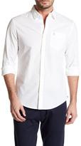 Original Penguin Long Sleeve Solid Slim Fit Shirt