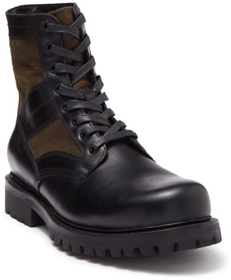 Frye Trench Combat Boot