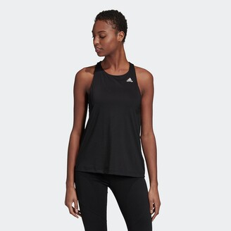 adidas Racer Back Sports Tank with UV Protection