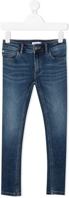 Calvin Klein Kids Classic Skinny Jeans