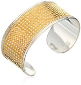 Anna Beck Designs Gili Classic Gold-Plated Cuff Bracelet