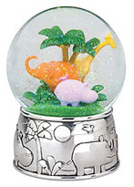 Reed & Barton Reed Barton Jungle Parade Waterglobe