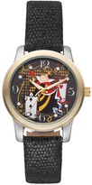 Disney Disney's Alice in Wonderland Queen of Hearts Women's Leather Watch
