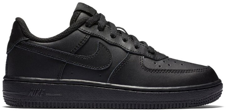 Nike Air Force 1 (PS) Kids Leather Trainers