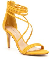Gianni Bini Noreena Strappy Banded Dress Sandals