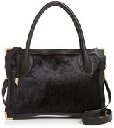 Foley + Corinna Frankie Calf Hair Satchel