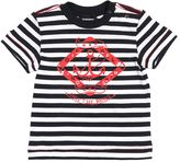Diesel Anchor Printed Cotton Jersey T-Shirt