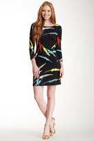 Julie Brown Goldie Shift Dress