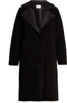 Velvet by Graham & Spencer Evelette reverisble faux-shearling coat