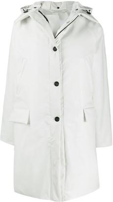 Kassl Editions Detachable Hooded Coat