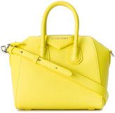 Givenchy Small Yellow Antigona Sugar Tote Bag