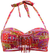 Kiwi Multicolor Bandeau Swimsuit Brazil MULTICOLOUR