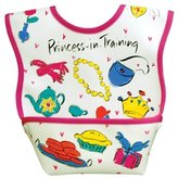 Dex Baby Waterproof Dura Bib - Small (Princess in Training)