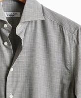 Todd Snyder Emanuele Maffeis + Camiceria E. Maffeis Dress Shirt in Grey Glenn Plaid