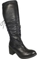 Bos. & Co. Black Fyllis Waterproof Leather Boot